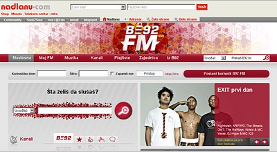 B92.fm - Online radio B92