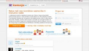 Mikrobloging zajednica u Srbiji