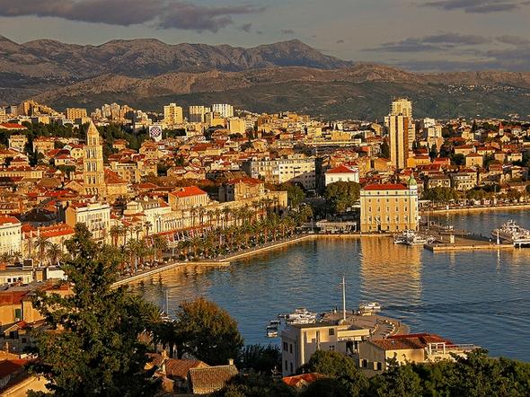 Split, Hrvatska, foto: Cameron Woodworth